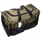 "22"" 3000 cu. in. NexPak Duffel Bag TT122 KHAKI"