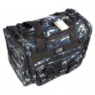 "15"" 1200cu.in. NexPak Tactical Duffel Range Bag TF115 DMBK (Navy Blue) Digi Camo"