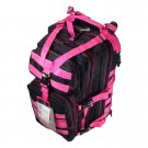 "19"" 2400cu.in. NexPak Tactical Hunting Camping Hiking Backpack ML118 HPKBK Pink"