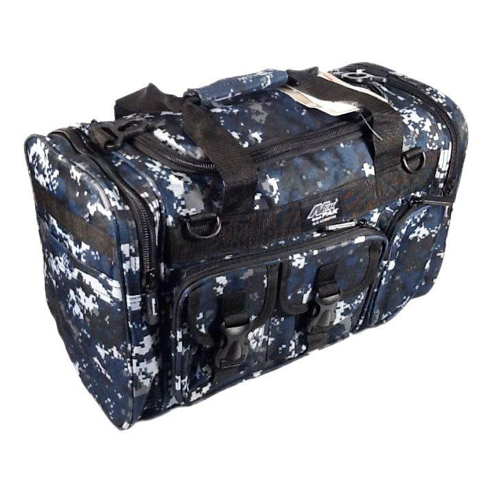 "18"" 1800cu.in. NexPak Tactical Duffel Range Bag TF118 DMBK (Navy Blue) Digi Camo"