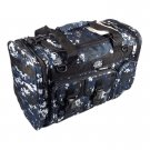 "18"" 1800cu.in. NexPak Tactical Duffel Range Bag TF118 DMBK (Navy Blue) Digi Camo"