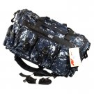 "26"" 3800 cu.in. TFBP126 DMBK NexPak Tactical Duffel BACKPACK Digi Camo Navy Blue"