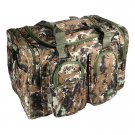 "15"" 1200 cu. in. NexPak Duffel Bag TT115 DMBRN Digital Camouflage (Brown)"