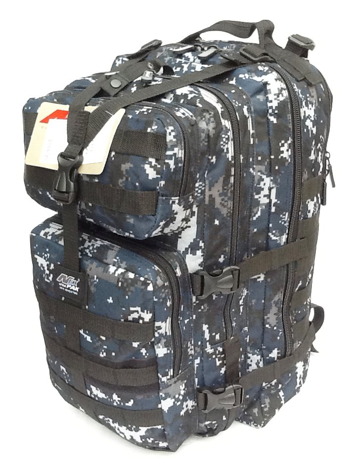 "21"" 3400cu.in. NexPak Tactical Hunting Camping Hiking Backpack ML121 DMBK CAMO"