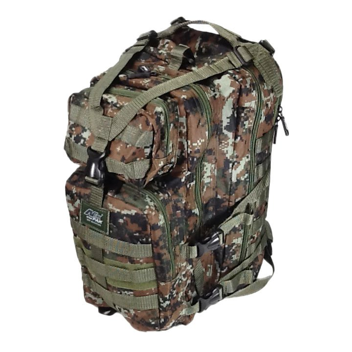 "19"" 2400cu.in. NexPak Tactical Hunting Camping Hiking Backpack ML118 DMBRN CAMO"