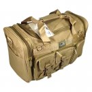 "18"" 1800cu. in. NexPak Tactical Duffel Range Bag TF118 TAN"