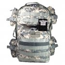 """18.5"""" 2000 cu.in. TACTICAL GEAR BAGS Hunting Camping Hiking Backpack TG720 DM"""