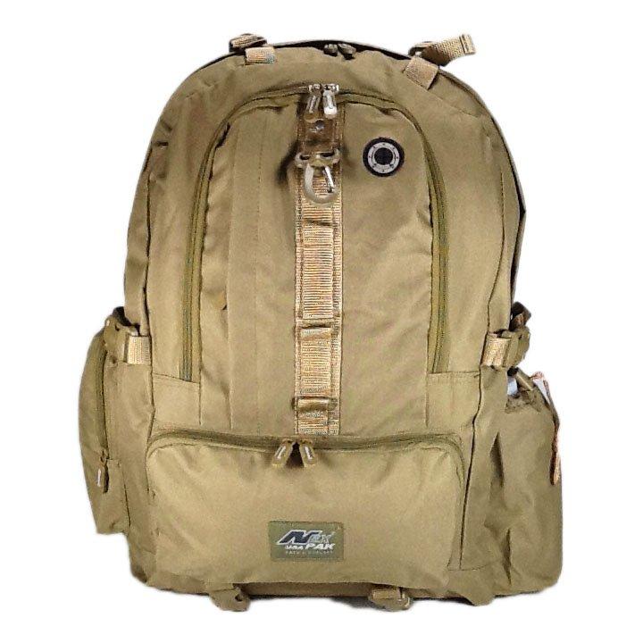 """21"""" 2800cu. in. NexPak Great Hunting Camping Hiking Backpack DP021 TAN"""