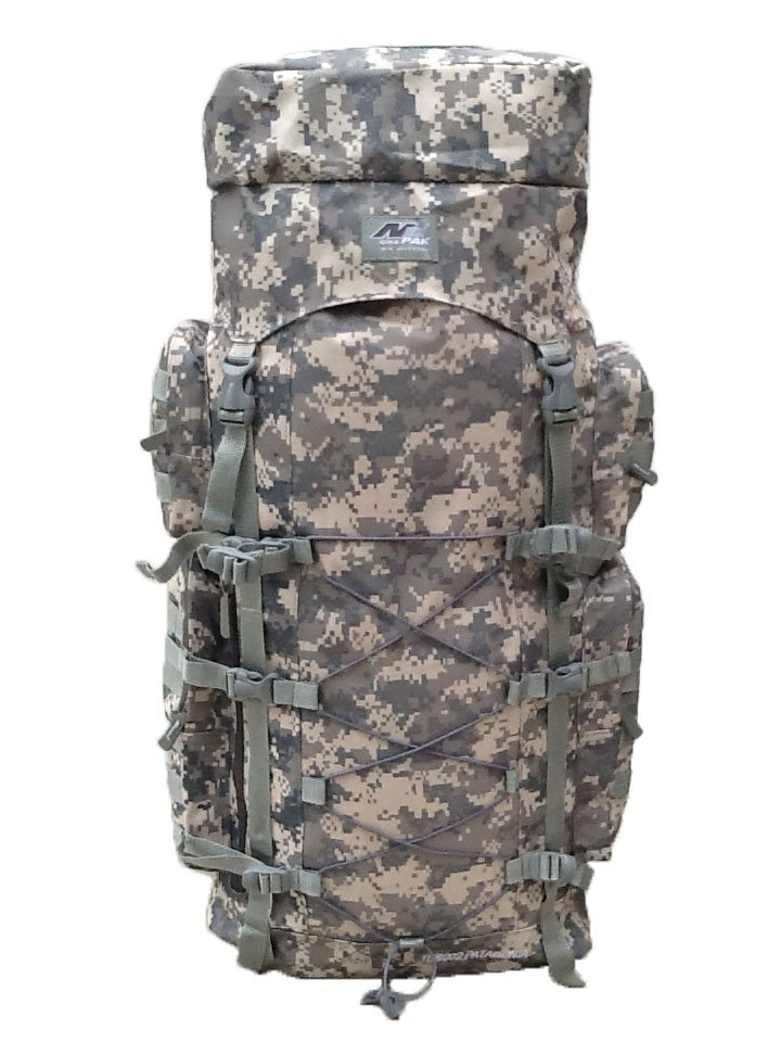 "30"" 4800cu in NexPak Tactical Hunting Camping Hiking Backpack THB002 DM CAMO"