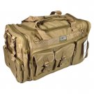 "26"" 3800 cu. in. NexPak Tactical Duffel Range Bag TF126 TAN"