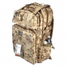 "21"" 2000 cu.in. NexPak Hunting Camping Hiking Backpack DP321DMTAN DIGI CAM (TAN)"