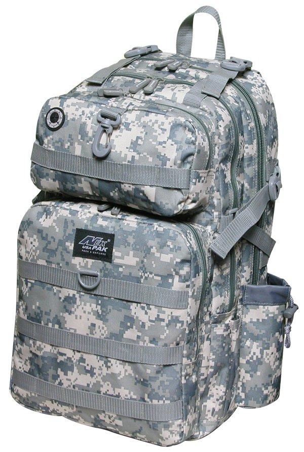 "21"" 2000 cu. in. NexPak Hunting Camping Hiking Backpack DP321DM DIGI CAMO"