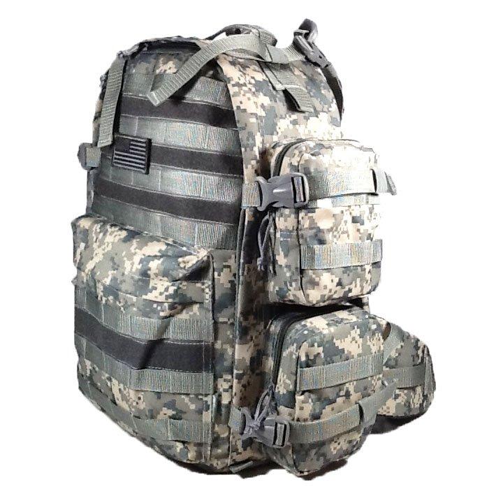 "19"" 2400 cu.in. NexPak Hunting Camping Hiking Backpack ML007 DM DIGI CAMO"