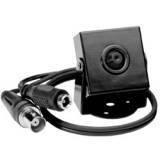 """1/4"""" Metal Encased Pinhole Color Board Camera"""