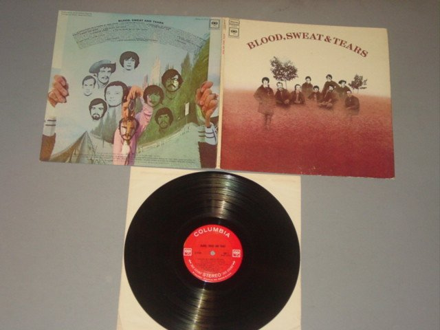 blood sweat & tears columbia 360 sound lp 1969
