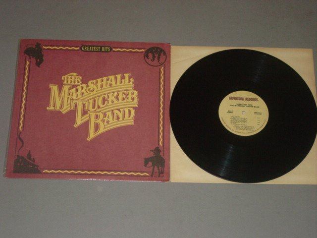 marshall tucker band greatest hits capricorn lp 1978