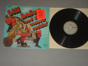 bill haley and the comets rockin' pickwick lp