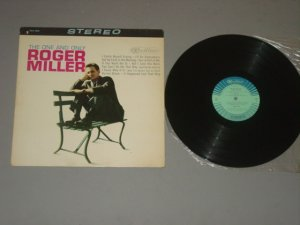 roger miller the one and only roger miller rca camden lp 1965