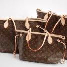 Louis Vuitton Women's Designer Handbags Purses Hobo M40157 M40156 M40155