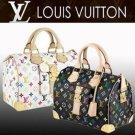 Louis Vuitton Women's Fashion Handbag Purse Hobo Leather Shoulder LV M40157 M40156 M40155