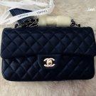 Chanel Women's Fashion Handbag Purse Hobo Leather Shoulder Cf 2.55