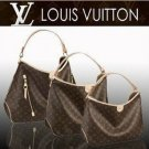 Louis Vuitton Women's Designer Handbags Purses Hobo Wallets LV M40352 M40353 M40354