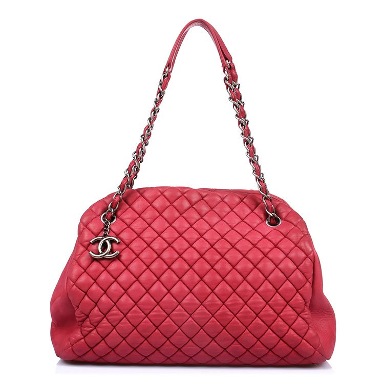 Chanel Women's Designer Handbags Purses Hobo #17