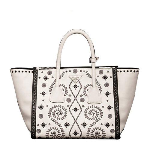 Prada Women's Designer Handbags Purses Hobo #33