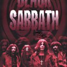 Black Sabbath Ozzy Autographed Signed Grow Up Poster