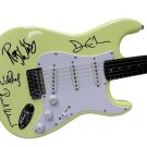 Pink Floyd Autographed Signed Fender Guitar David Gilmour Roger Waters++