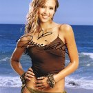 Jessica Alba Autographed Preprint Signed Photo