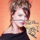 American Idol Nikki Mckibbin  Autographed Preprint Signed Photo