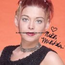 American Idol Nikki McKibbin Autographed Preprint Signed Photo