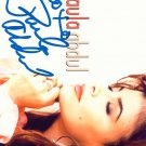 Paula Abdul Autographed Preprint Signed Photo