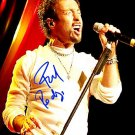 BAD Company paul rodgers Autographed Preprint Signed Photo