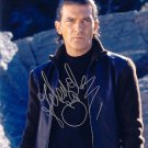 Antonio Banderas Autographed Preprint Signed Photo