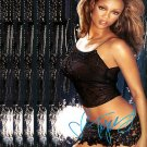 Tyra Banks Autographed Preprint Signed Photo