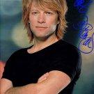 Jon BonJovi Autographed Preprint Signed Photo