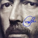 CLAPTON ERIC bw Autographed Preprint Signed Photo