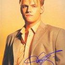 Carter Nick suit Autographed Preprint Signed Photo