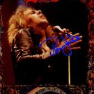 DIO Autographed Preprint Signed Photo
