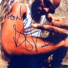 DMX Autographed Preprint Signed Photo