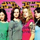 Donna Autographed Preprint Signed Photo