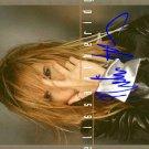 ETHERIDGEmewall Autographed Preprint Signed Photo