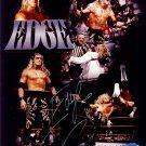 Edge Autographed Preprint Signed Photo