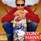 HawkTony Autographed Preprint Signed Photo