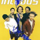 Incubusposter Autographed Preprint Signed Photo