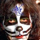 KISSpete Autographed Preprint Signed Photo