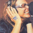 KORNjohnathanetch Autographed Preprint Signed Photo