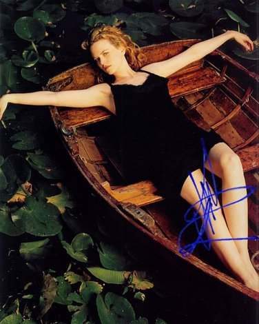 KidmanN Autographed Preprint Signed Photo